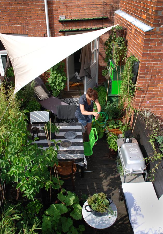 Urban garden 1st floor – Lene Ostenfeldt
